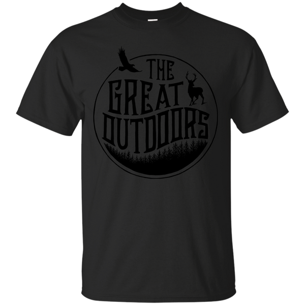 Hiking - GREAT OUTDOORS adventure T Shirt & Hoodie