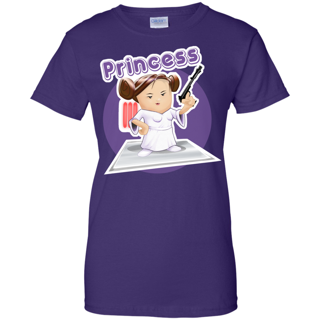 LGBT - Princess female T Shirt & Hoodie