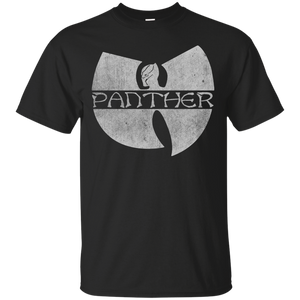 Marvel - WuTang Panther Version White black panther T Shirt & Hoodie