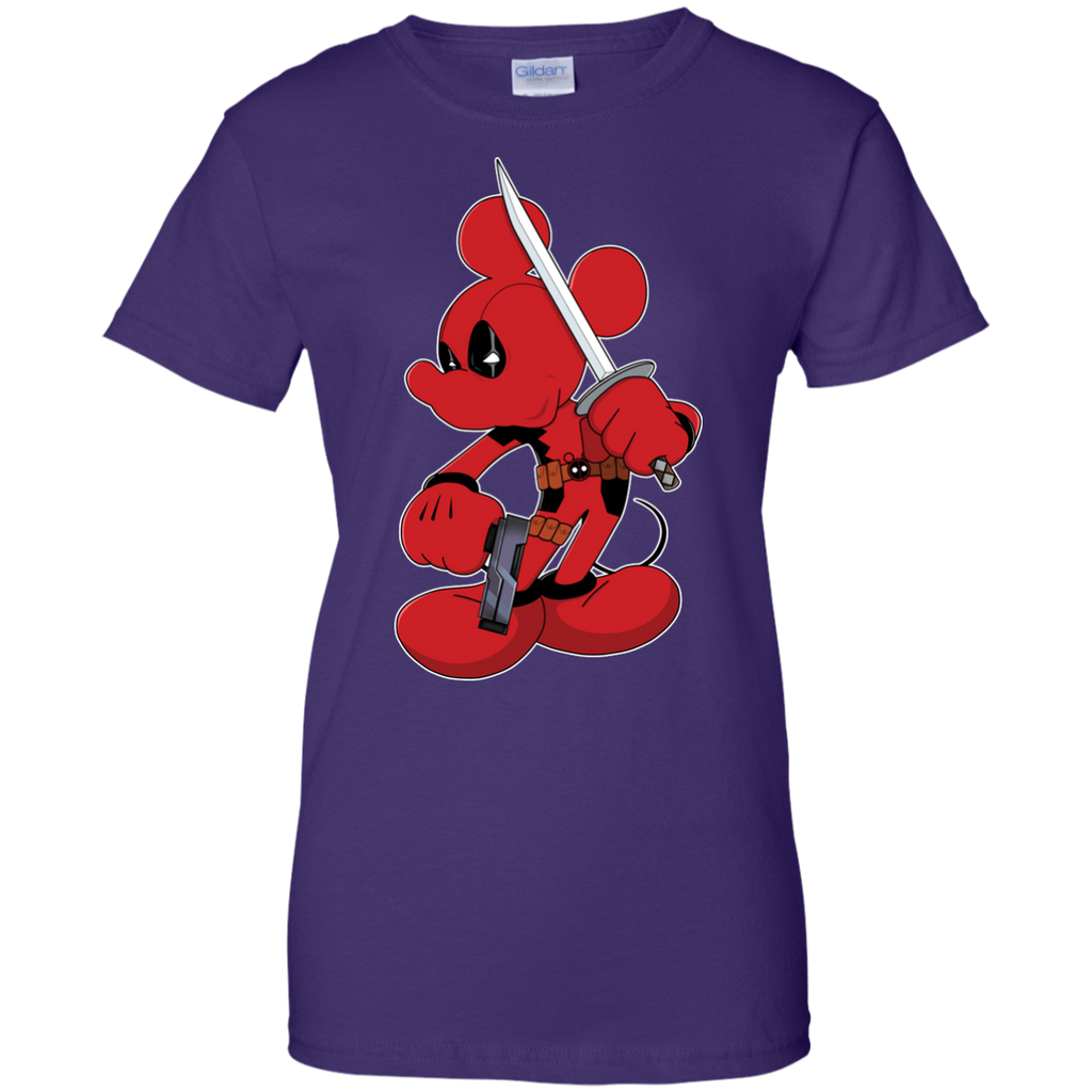 Marvel - Dead Mouse cartoons T Shirt & Hoodie