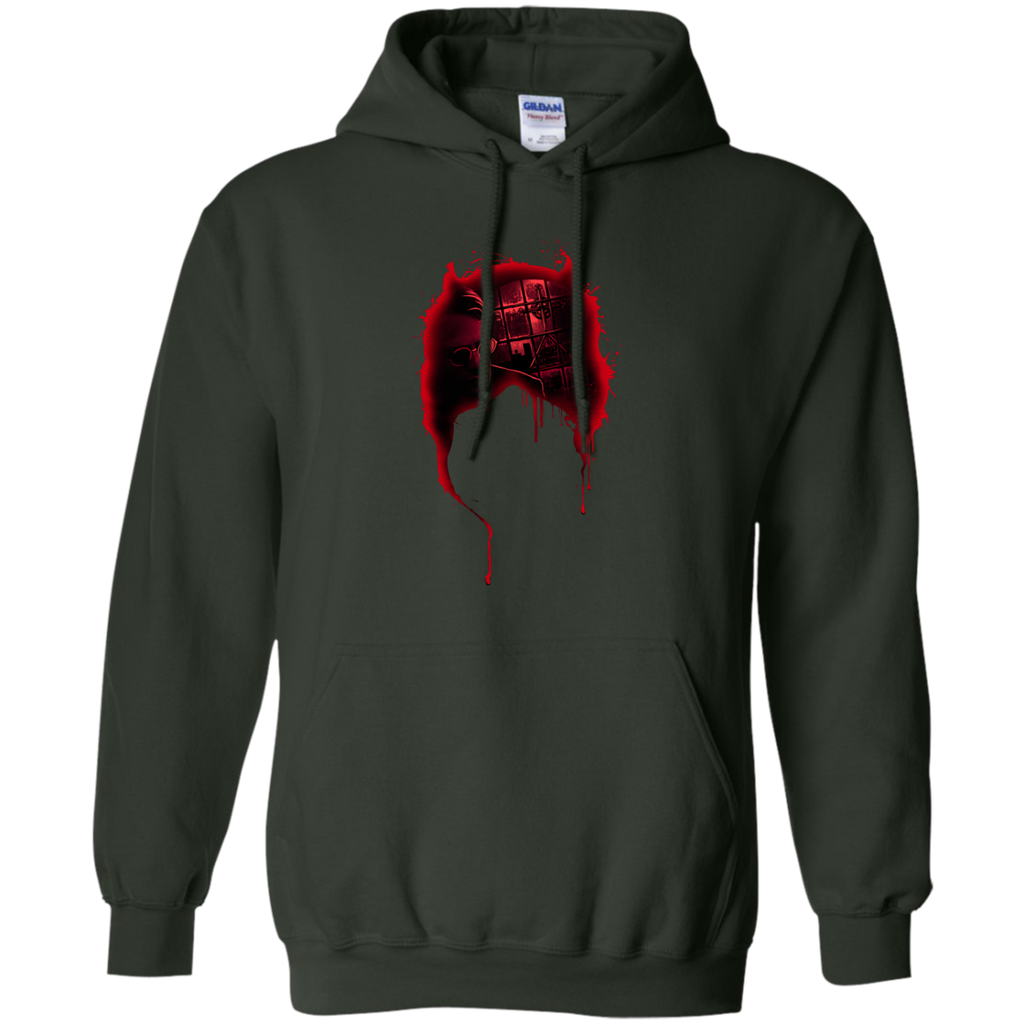 Marvel - Devil In Me bloody T Shirt & Hoodie