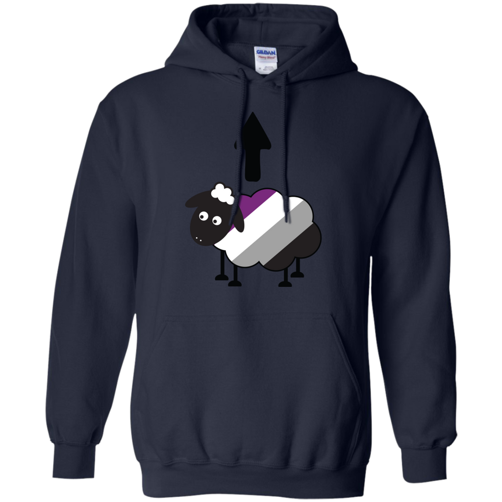 LGBT - Asexual Sheep Of The Family LGBTQIA Pride asexual T Shirt & Hoodie