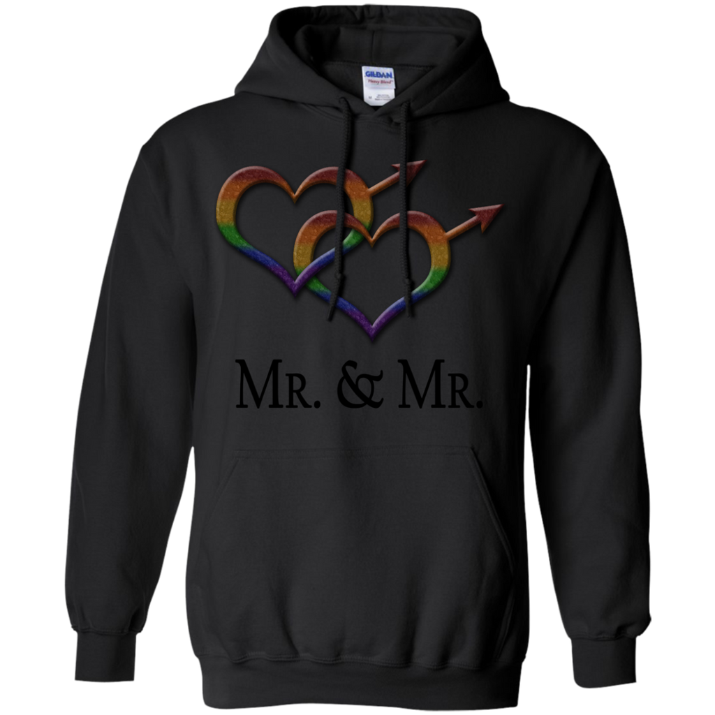 LGBT - Mr  Mr  Gay Pride  Marriage Equality mr T Shirt & Hoodie