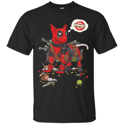 Deadpool - Deadpool Terrier marvel T Shirt & Hoodie