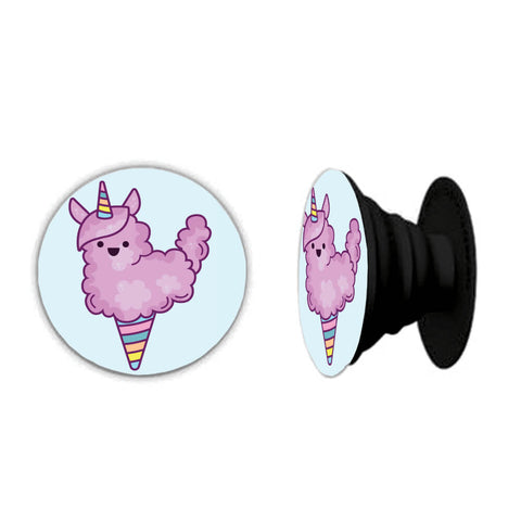 Cotton Candy Unicorn PopSocket