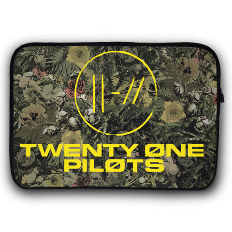 Twenty One Pilots Funda Laptop