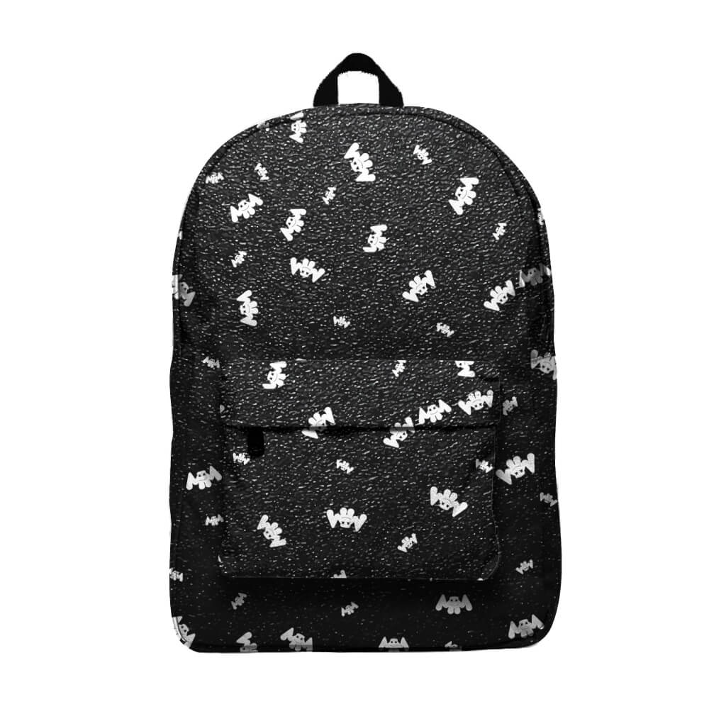 Cosmic Marshmello Mochila Backpack