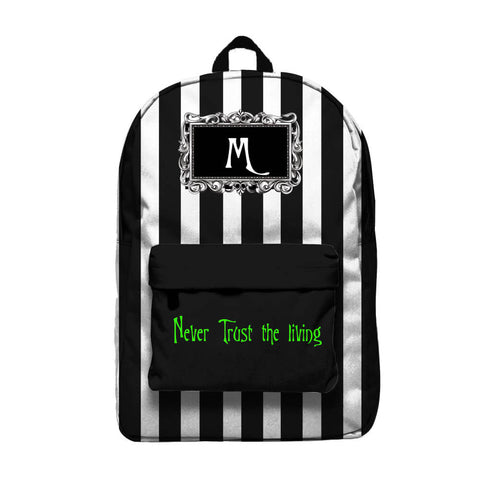 Never Trust Mochila Backpack