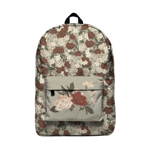 Shawn Tokio Flower Mochila Backpack
