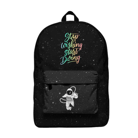 Message From Space Mochila Backpack
