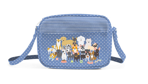 Doggies Doggies Bolsa Crossbody