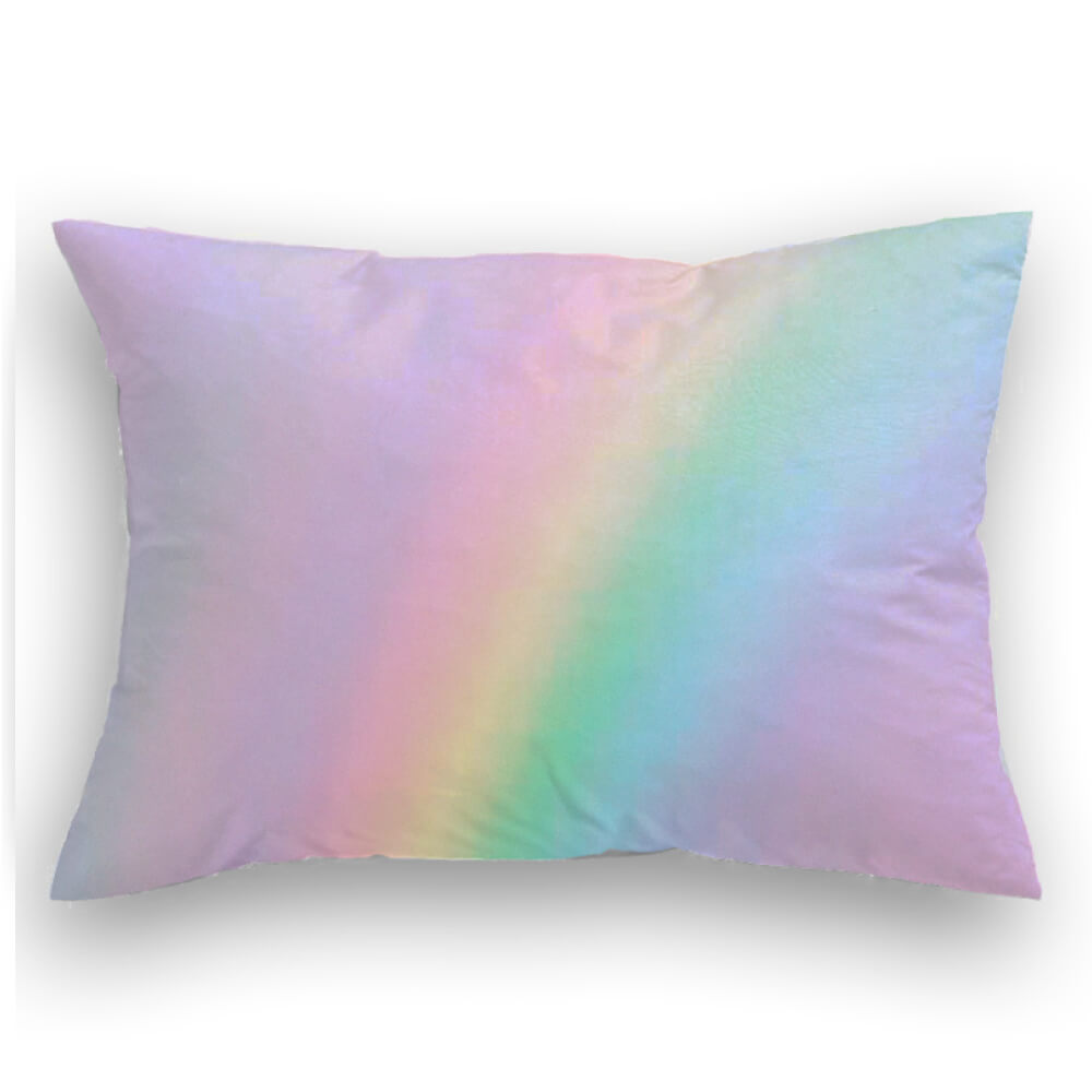 Magic Rainbow Cojin decorativo