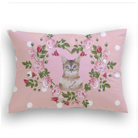 Cinderella Kitty Cojin decorativo
