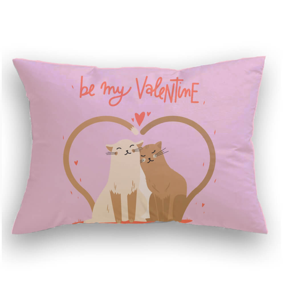Be My Valentine Cojin decorativo