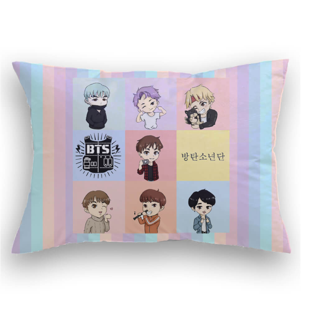 BTS Army Cojin decorativo