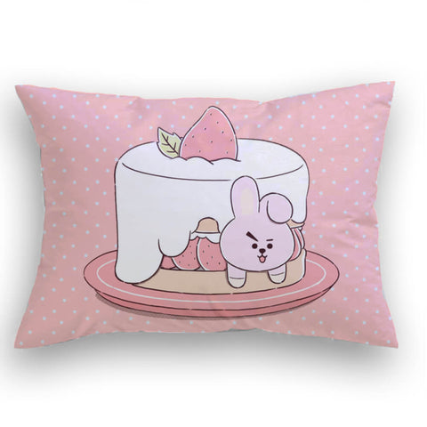 BT21 Cooky Cojin decorativo