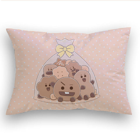 BT21 Shooky Cojin decorativo