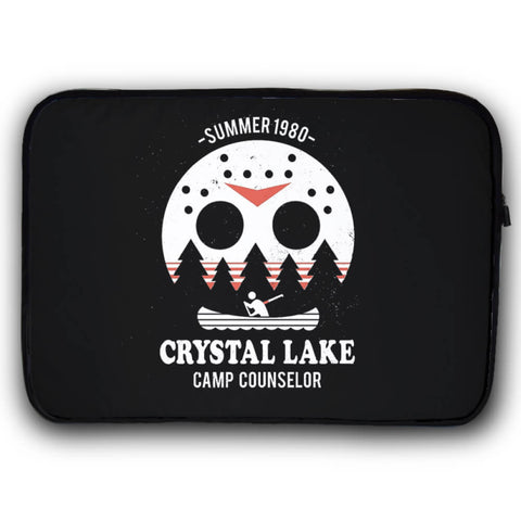 Crystal Lake Funda Laptop