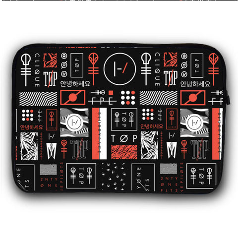 Blurryface Funda Laptop
