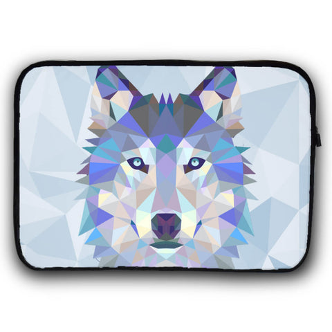 Wolf Like Me Funda Laptop