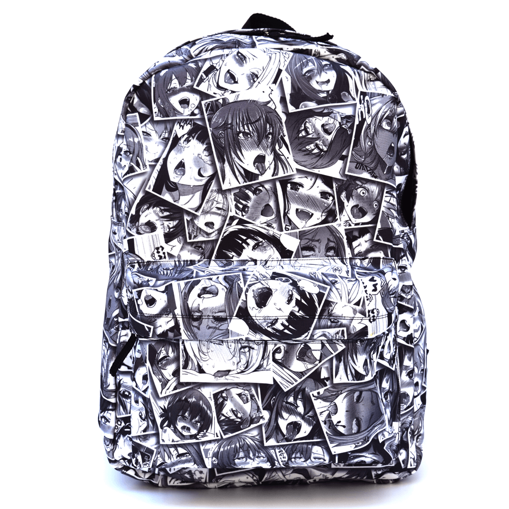 Ahegao Mochila Backpack