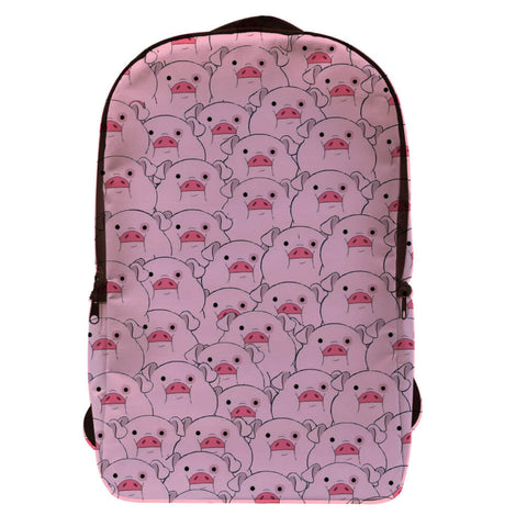 We love Pato Mochila Porta Laptop