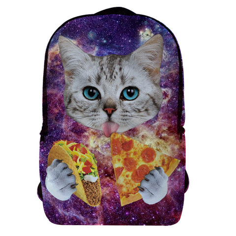 Miau! Wow! Mochila Porta Laptop