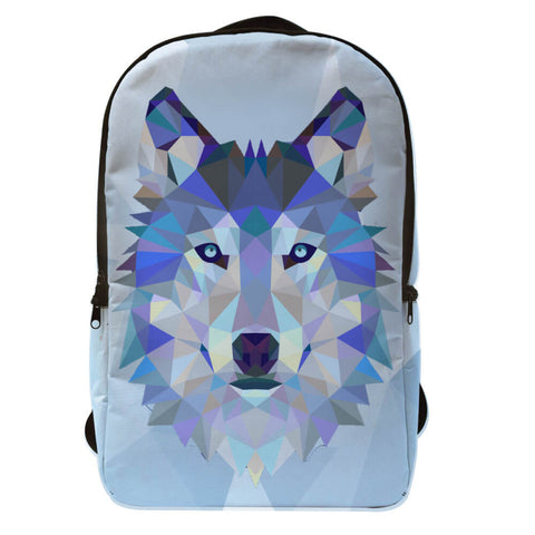 Wolf Like Me Mochila Porta Laptop