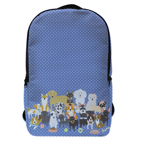 Doggies Doggies Mochila Porta Laptop