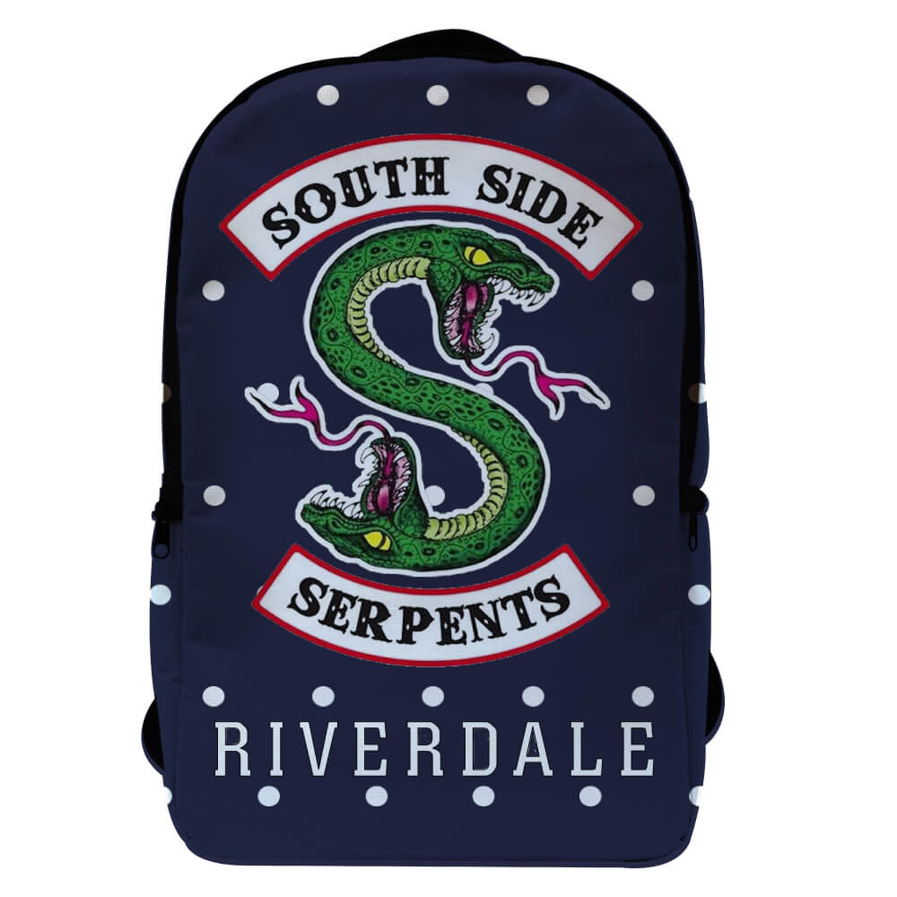 Navy Riverdale Mochila Porta Laptop