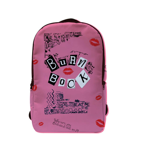 Burn Book Mochila Porta Laptop