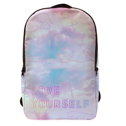 BTS Love Yourself Mochila Porta Laptop