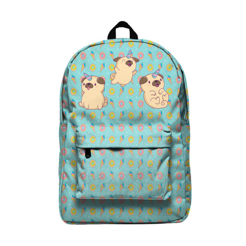 Perricornio Mochila Backpack