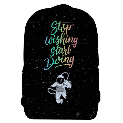 Message From Space Mochila