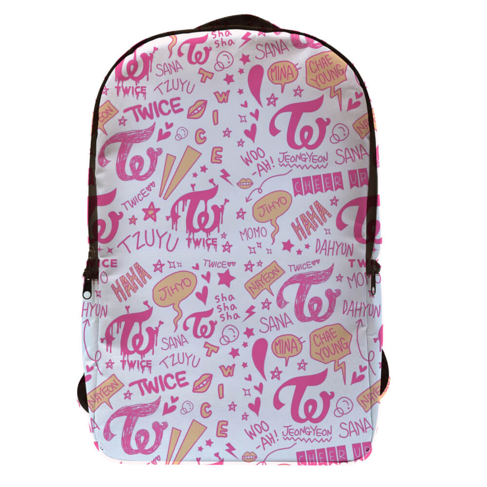 Twice Mochila Porta Laptop