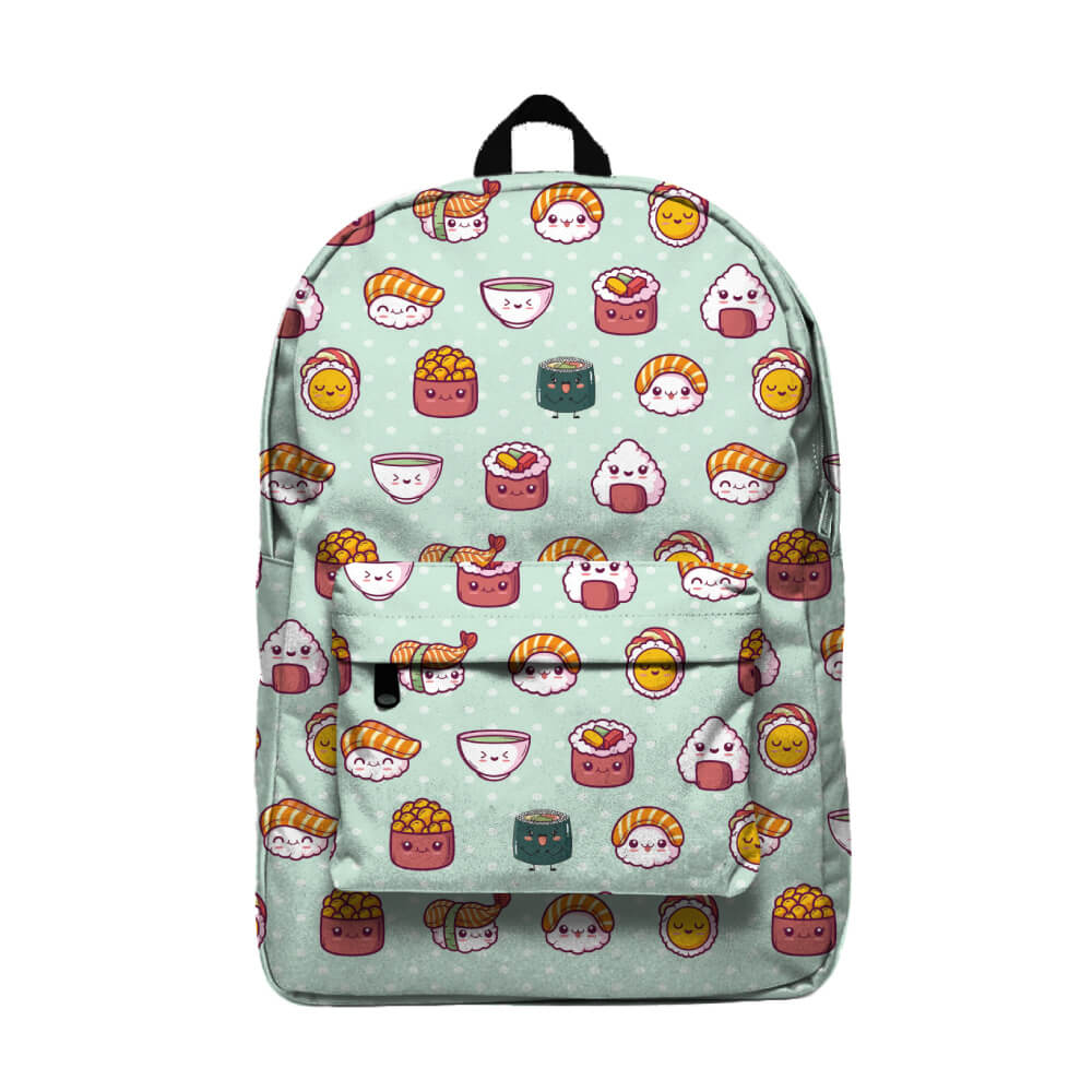 Sushi U Later Mochila Backpack