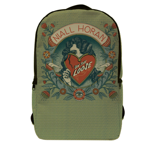 Mochila Niall On the loose