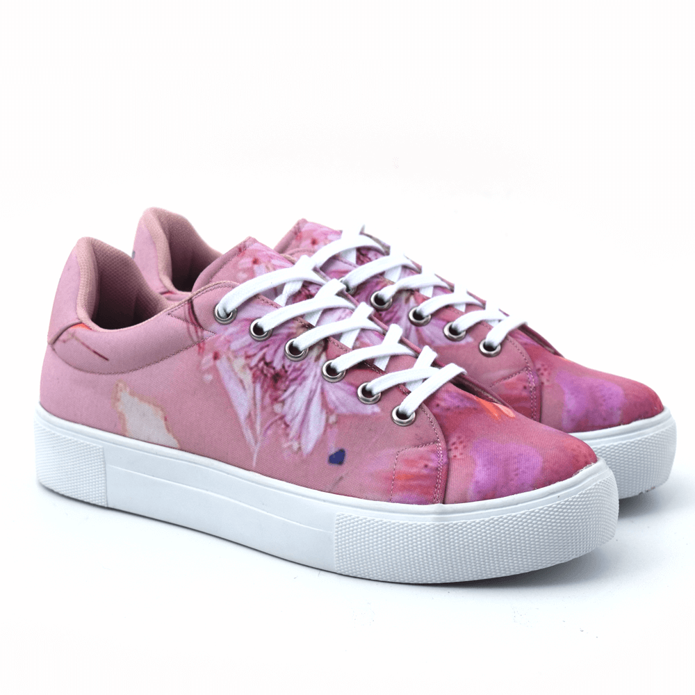 Flor Harry Tenis Agujeta