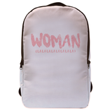Woman Mochila Porta Laptop