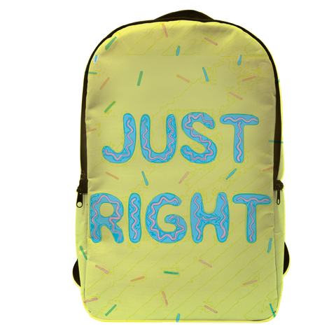 Just Right Mochila Porta Laptop