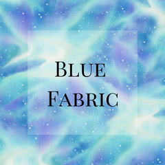 Mystic Sunset - Blue Fabric Collection