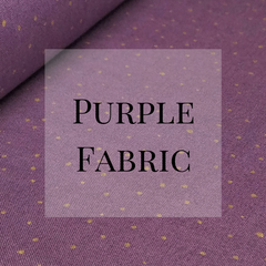 Mystic Sunset - Purple Fabric Collection