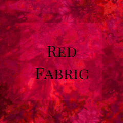 Mystic Sunset - Red Fabric Collection