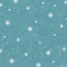 Teal Stars Fabric - Shine Bright 24290-Q - Mystic Sunset
