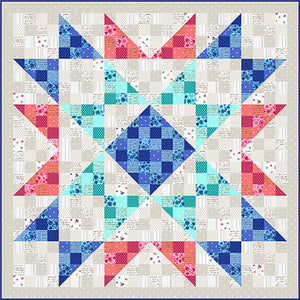 Sweet Caroline Memories Quilt Kit