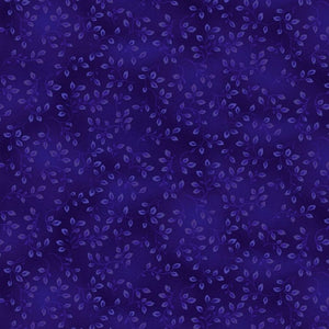 Royal Blue Tonal - Folio Basics 7755-77 - Mystic Sunset