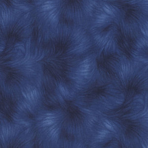 Pacific Blue Fabric C4459 Viola Basics Collection from Timeless Treasures - Mystic Sunset