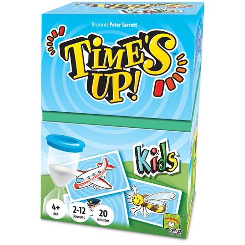 Time's Up! Kids