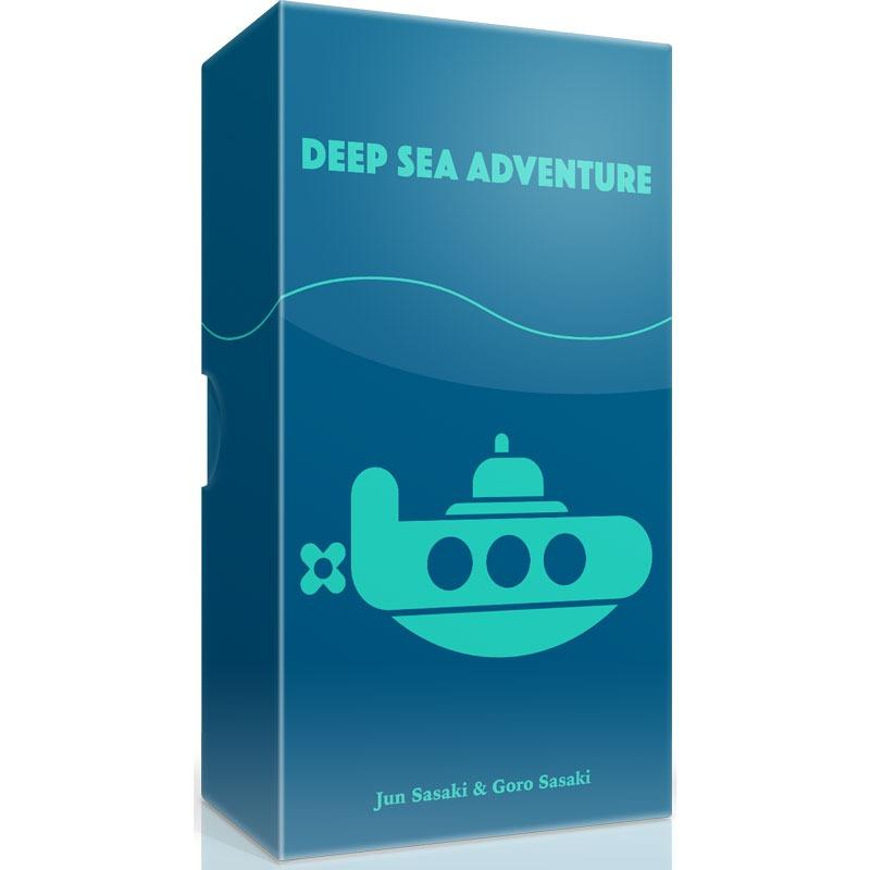 Deep Sea Adventures (multilingue) - Mousse Café, coopérative de solidarité