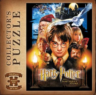 Puzzle Harry Potter and the Sorcerer Stone - 550 pièces - Mousse Café, coopérative de solidarité